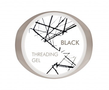 Threading Gel Black 4,5g