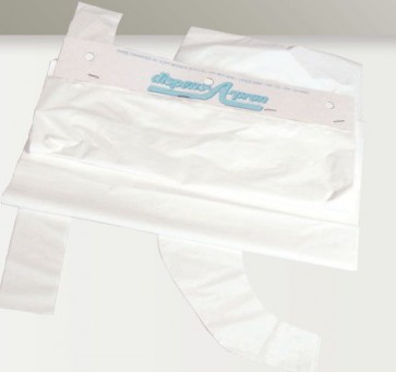 Disposable Aprons 100 pck