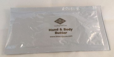 5ml Hand & Body Butter Sachet