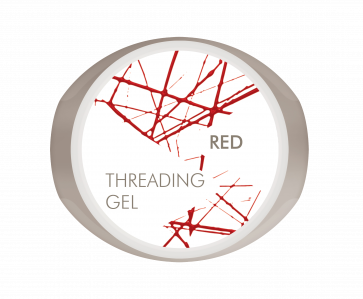 Threading Gel Red 4,5g
