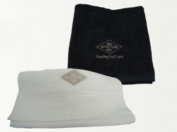 Towels - White