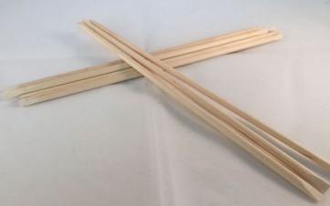 Orange Stick, 7 inch (10 pack)