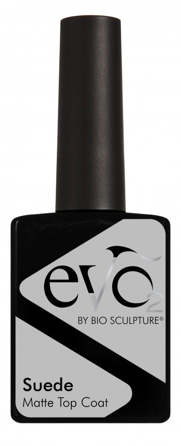 EVO Suede Matte Top Coat 12ml