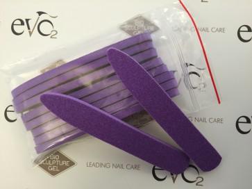 File Patch 120 gr/10pck Purple