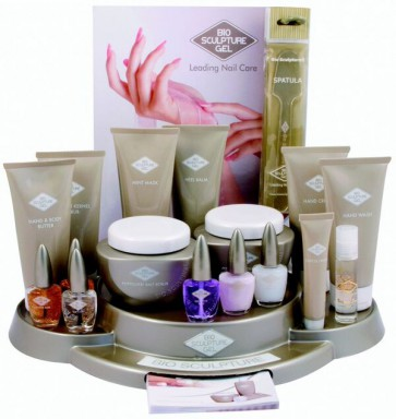 Spa Retail Stand