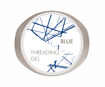 Threading Gel Blue 4,5g