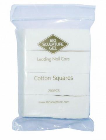 200 Cotton Squares